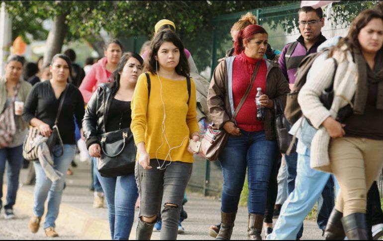 Según la coordinadora de Cladem, en Jalisco no existe una política para combatir la violencia de género. EL INFORMADOR/Archivo