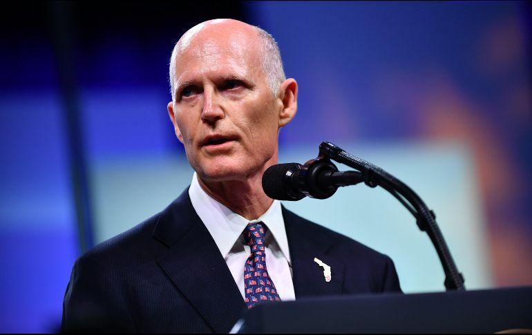 Republicano Rick Scott gana la banca al Senado por Florida