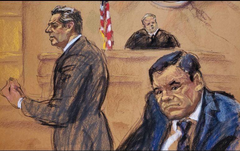 Revelan varios de los testigos cooperantes de juicio del Chapo