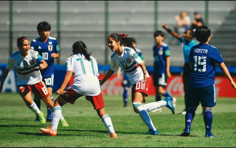 México vs Japón | Mundial Femenil Sub 17 — Partido en vivo