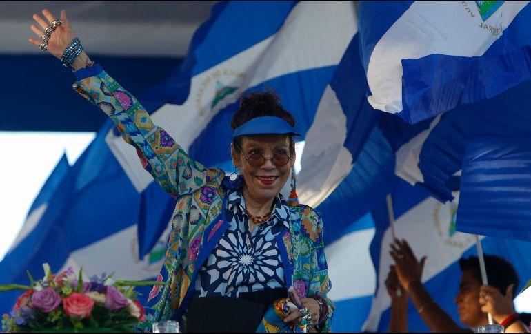 EEUU: Trump sanciona a vicepresidenta de Nicaragua, Rosario Murillo