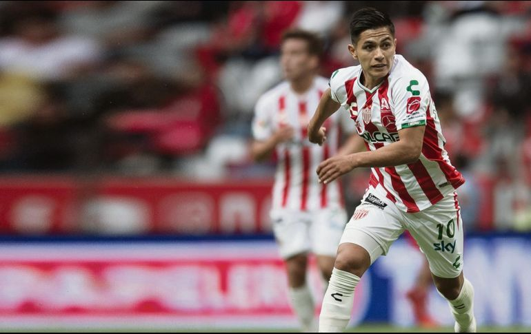 Dieter Villalpando se perfila para llegar a Chivas