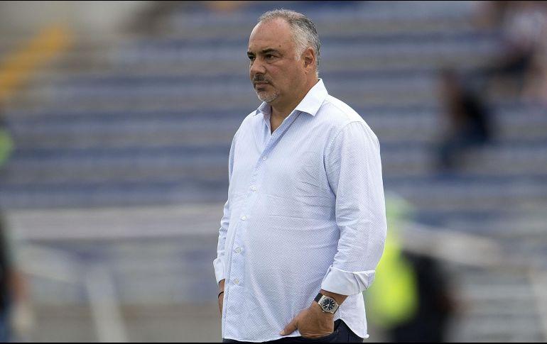 Oficial: Guillermo Vázquez, nuevo entrenador del Necaxa