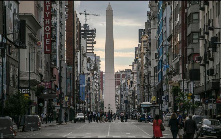 El sismo tuvo su epicentro a 32 kilómetros al sur de Buenos Aires, en donde los temblores no son habituales; no hay registro de daños. AFP / A. Raggio