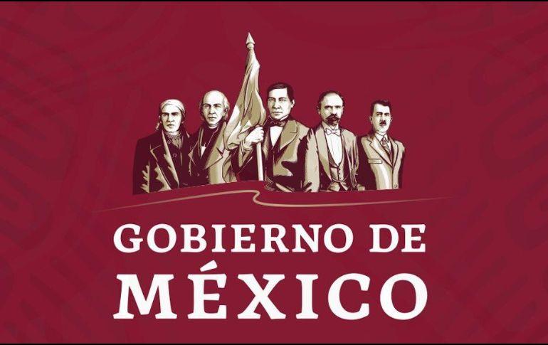 Resultado de imagen para logo gobierno de mexico