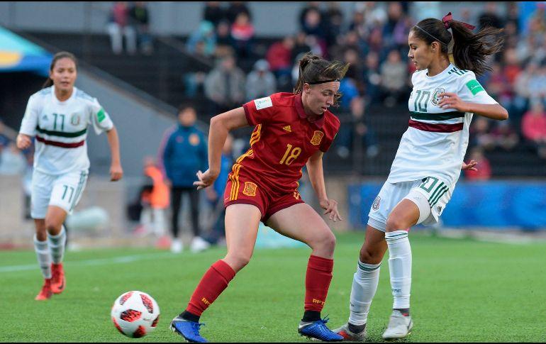 Históricas, TRI Femenil avanza a final Mundial Sub-17