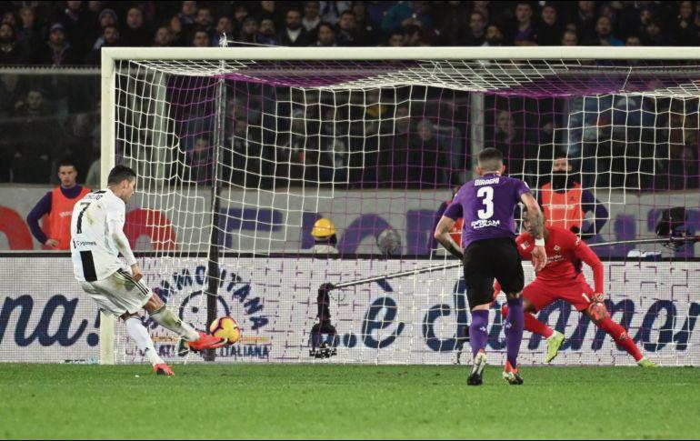 Fiorentina vs Juventus 0-3, Serie A; resumen y goles