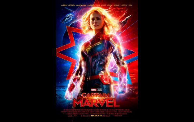 Salió el segundo tráiler de Captain Marvel
