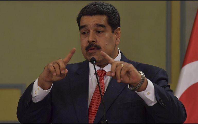 Vladimir Putin expresa respaldo a Nicolás Maduro