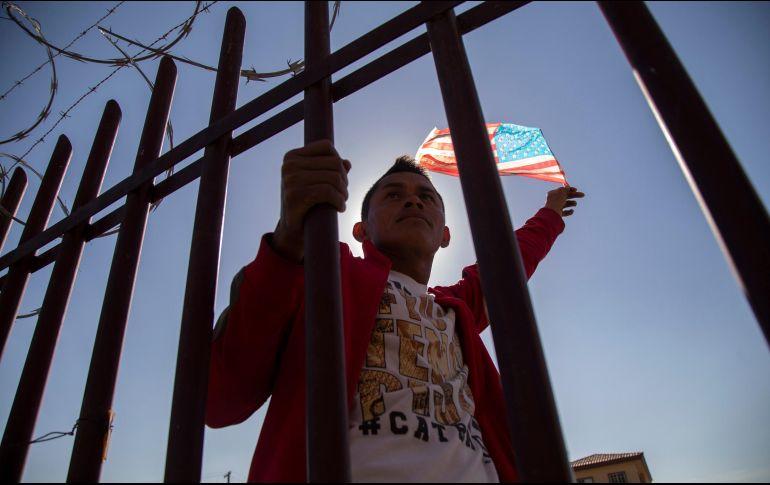 Más personas en la frontera temen regresar a su país — EEUU