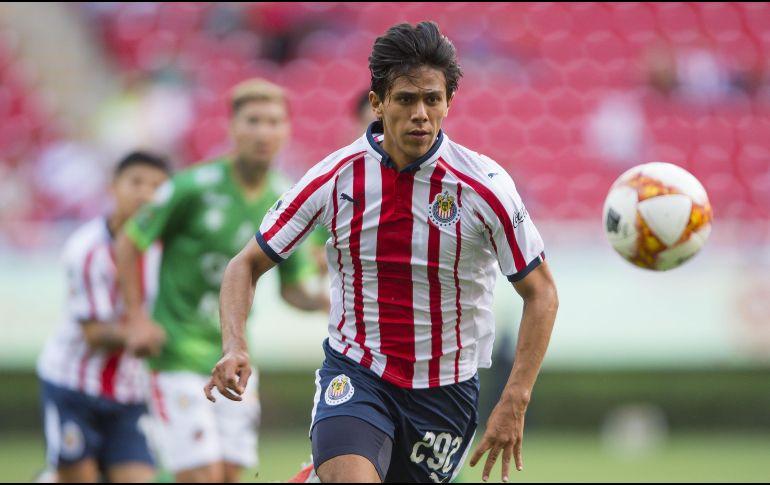 José Juan Macías admite que quiere que León lo compre