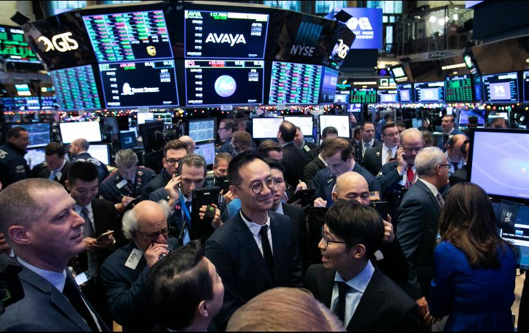 Sector Salud recupera ganancias de Wall Street
