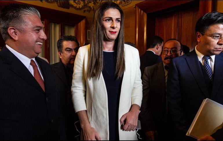 Ana Guevara toma las riendas del deporte en México