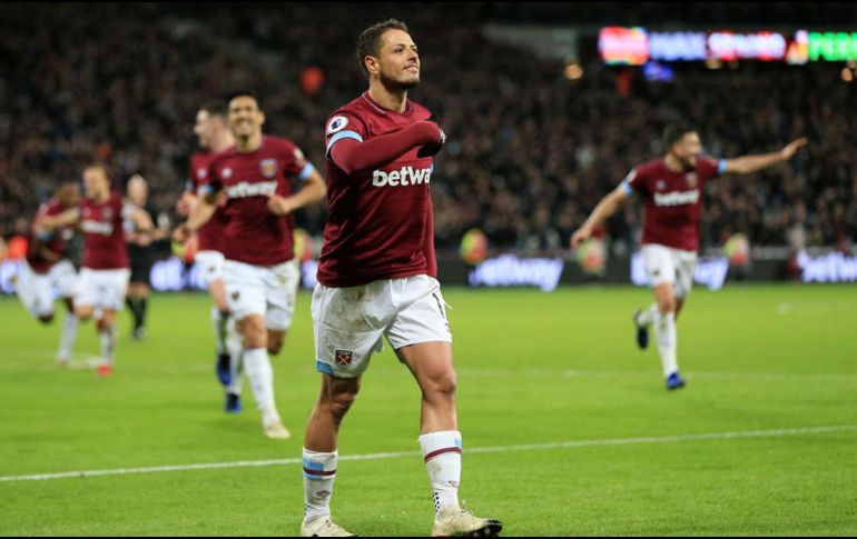 #Video Asistencia del Chicharito con el West Ham