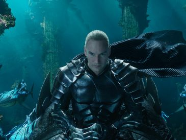 "Patrick Wilson. El actor estadounidense interpreta al medio hermano de ""Aquaman"". ESPECIAL"