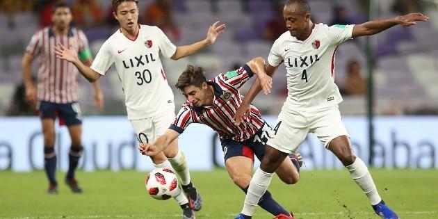 Chivas cae ante Kashima en el Mundial de Clubes