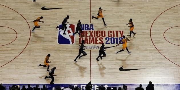El Magic apaga al Jazz y conquista México