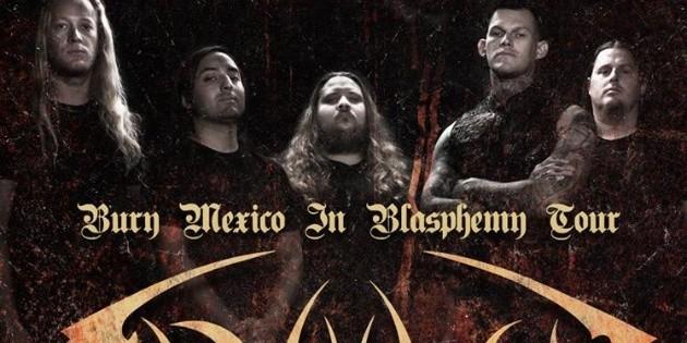 Carnifex hace parada en Guadalajara