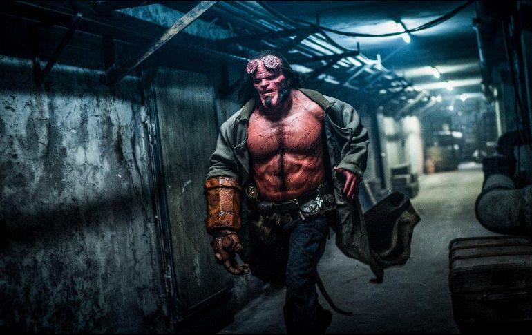 Hellboy: nuevo póster y fecha para su primer tráiler