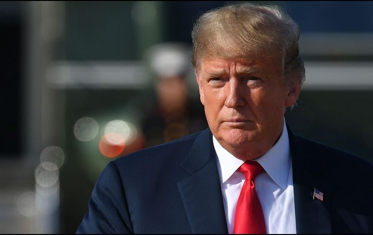 Trump acepta cerrar su fundación de caridad