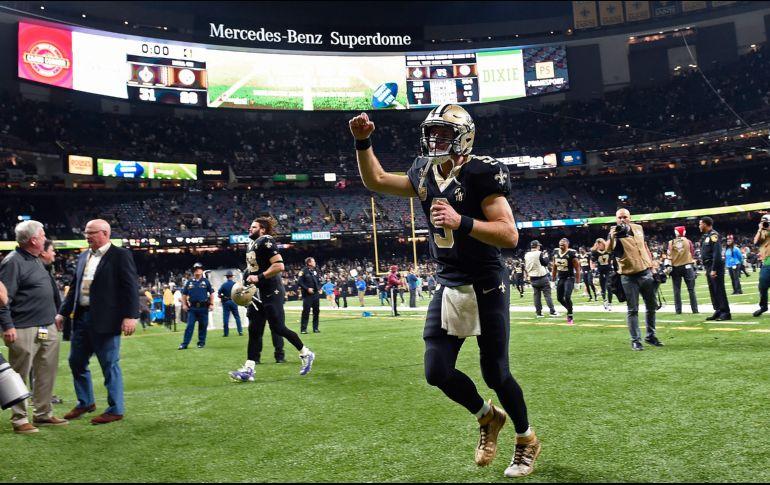 ¡Partidazo! Saints amarran Playoffs en casa y dejan a Steelers en vilo