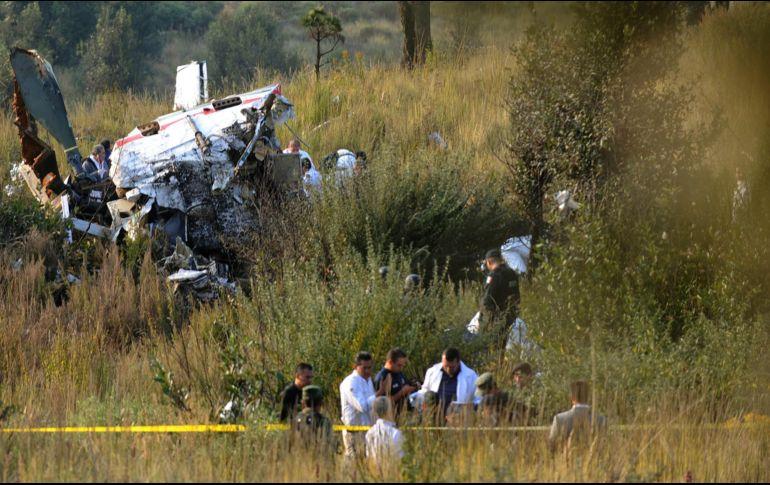 Funcionarios y políticos que han perdido la vida en accidentes aéreos