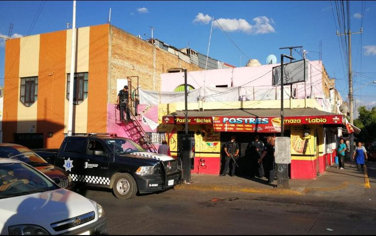 El Incendio Ocurri En Un Segundo Piso Una Vivienda Entre Las Calles Adrin Puga Y