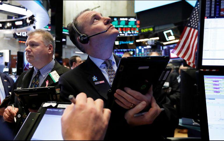 Wall Street cierra sesión en verde y el Dow Jones sube 1.15%