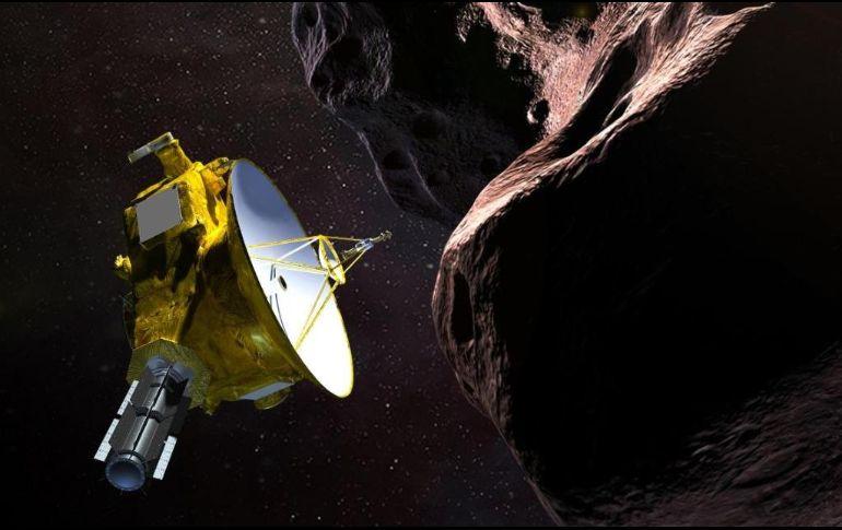 Nave espacial se acerca al objeto más lejano jamás explorado