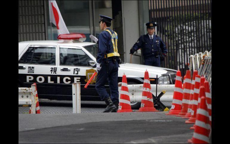 Supuesto terrorista atropella a multitud en Tokio