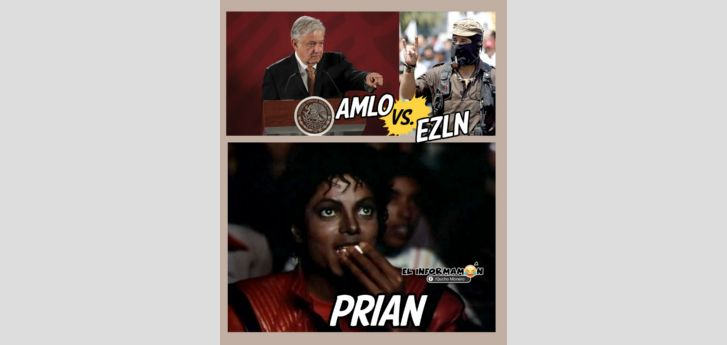 AMLO vs EZLN