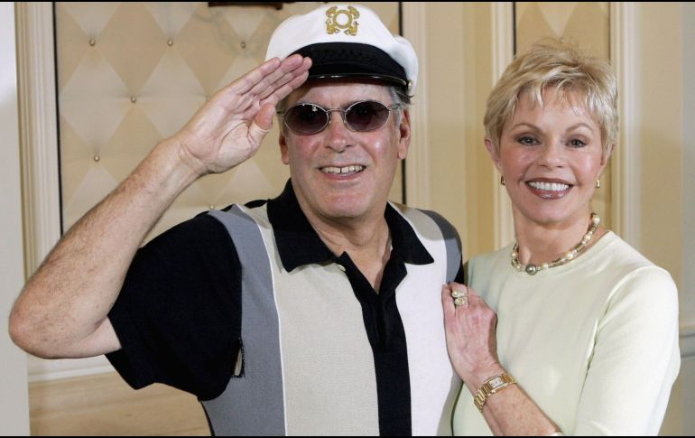 Murió Daryl Dragon, parte del dúo Captain and Tennille