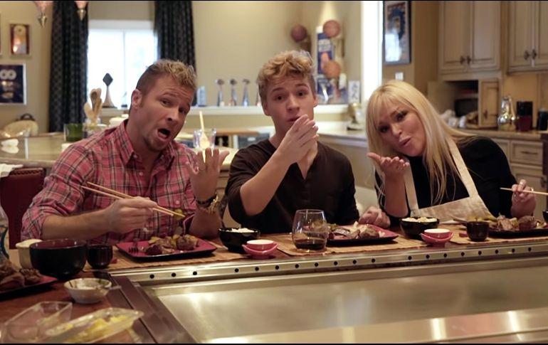 Los Backstreet Boys nos presentan su nuevo video