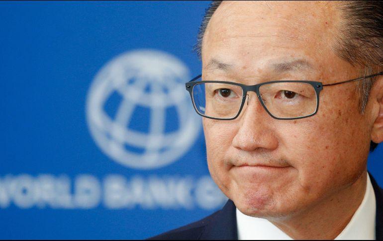 Anuncia su renuncia Jim Yong Kim como presidente del Banco Mundial