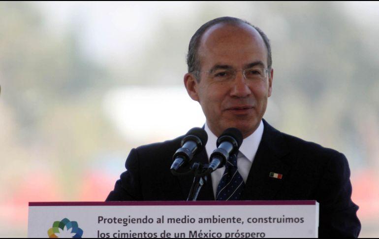 El ex presidente denunció que quienes pagan el costo de la medida es el pueblo. NTX/ARCHIVO