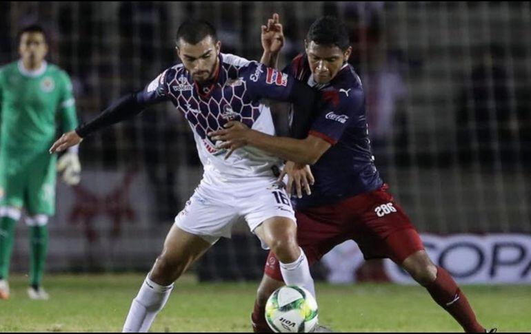 Con nuevo Jersey, Chivas debutará en Copa Mx