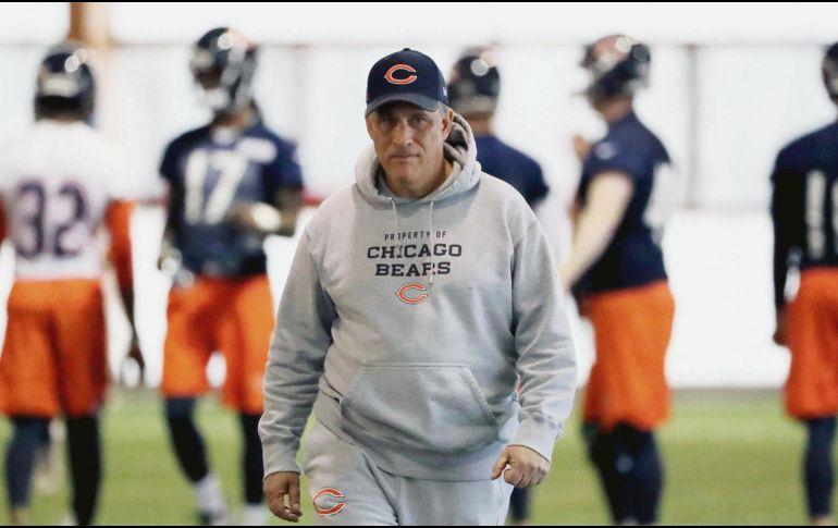 Broncos de Denver presentan a nuevo coach: Vic Fangio