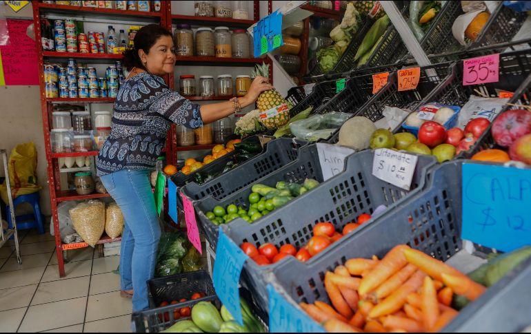 La UdeG reveló que durante el último bimestre de 2018 (Noviembre-Diciembre), la inflación fue de 7.5%, es decir, casi el doble de la que se maneja de manera oficial. EL INFORMADOR/ ARCHIVO