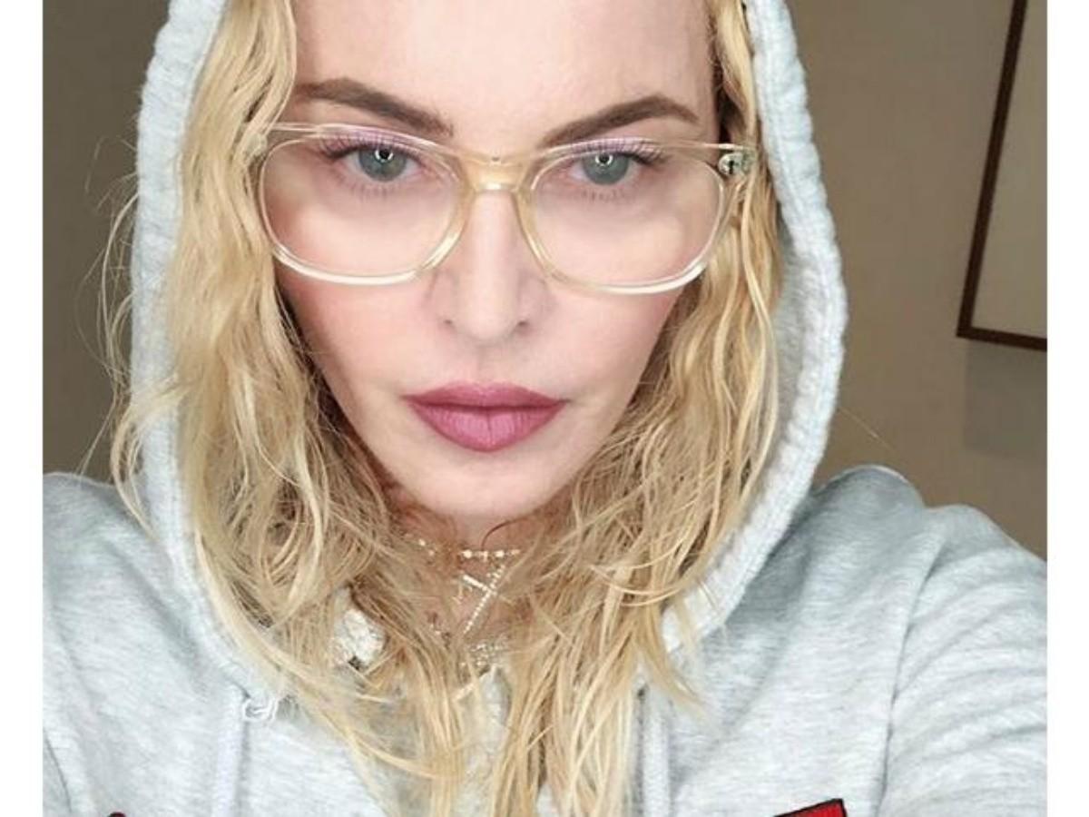 Madonna alborota Instagram con foto de su hija 6061c4d902c