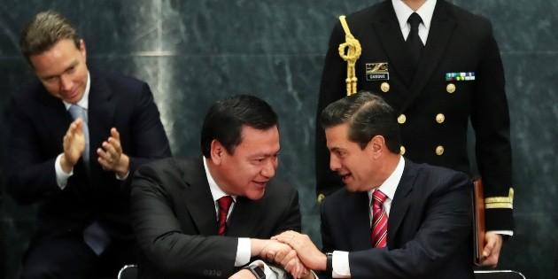 En gobierno de Peña, le entramos con todo al huachicol: Osorio Chong