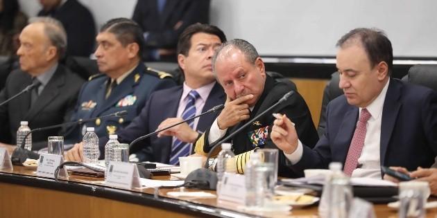 Se acabaron los pretextos para aprobar la Guardia Nacional: Delgado