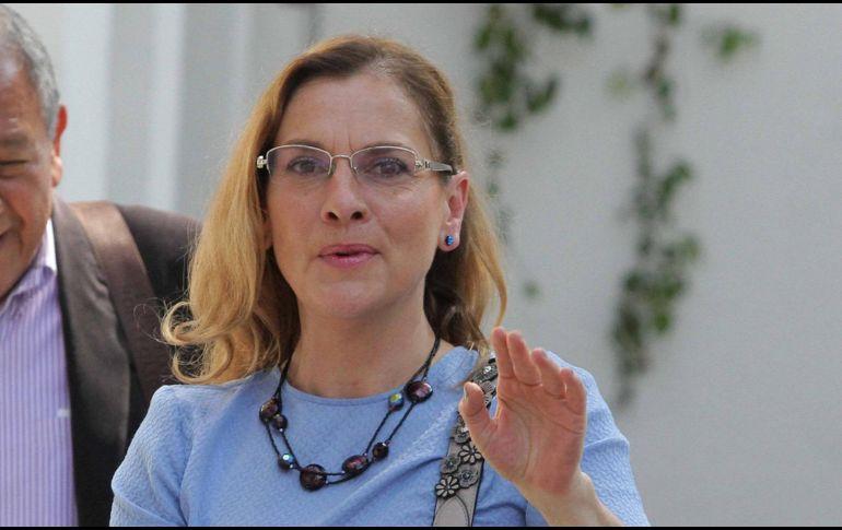 Beatriz Gutiérrez será columnista invitada en semanario católico