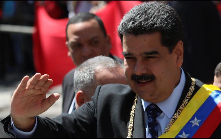 Maduro compara a Bolsonaro con Hitler: