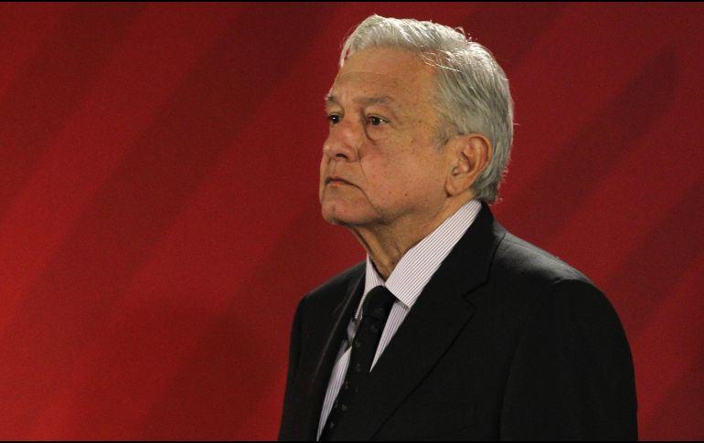 López Obrador no asistirá al Foro de Davos