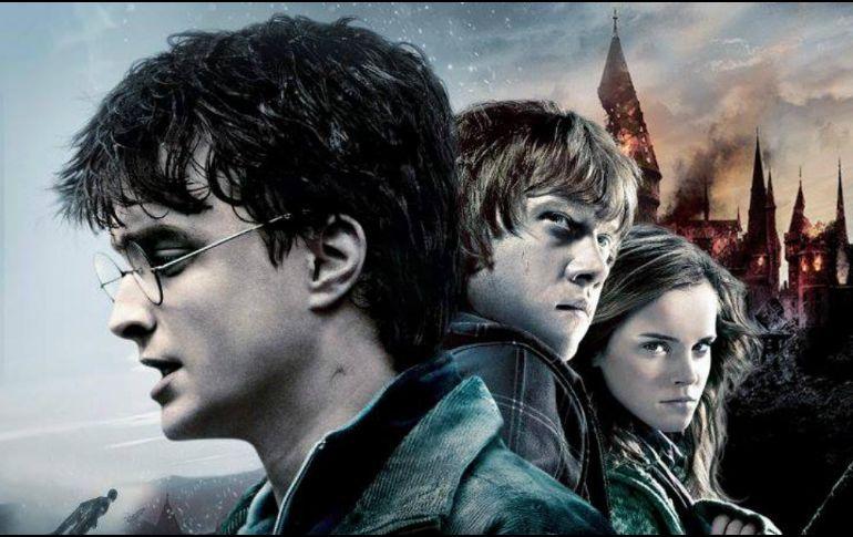 Hace mágica aparición Harry Potter en Netflix