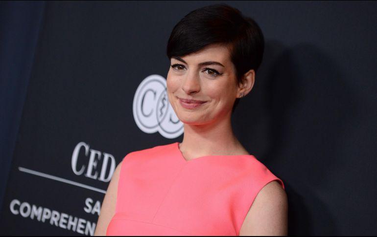 Anne Hathaway protagonizará la nueva versión de