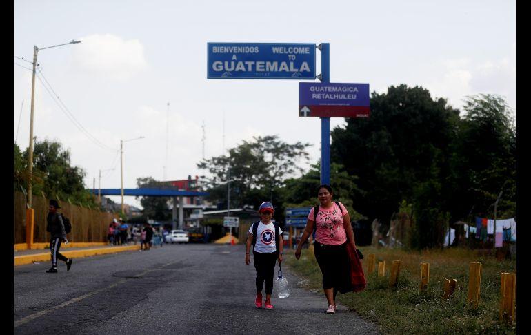 Caravana comienza ruta por el sureste de México