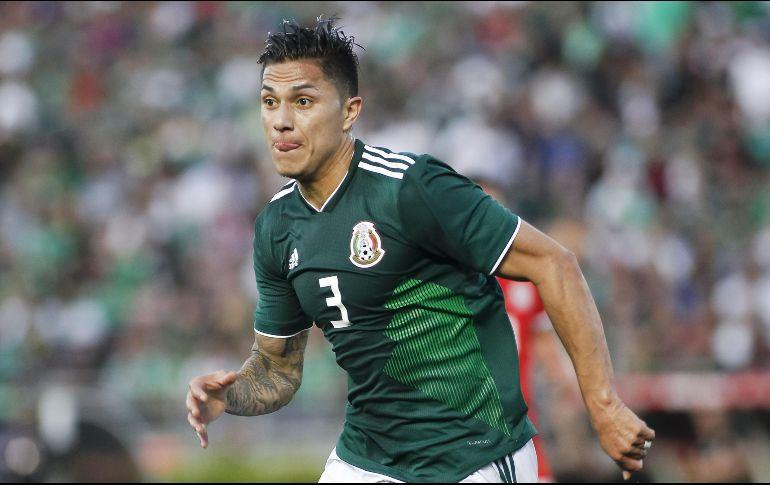 Regresa Carlos Salcedo a México