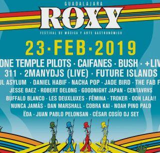 Roxy Fest Cierra Cartel Y Se Solidariza Con Tapatíos En