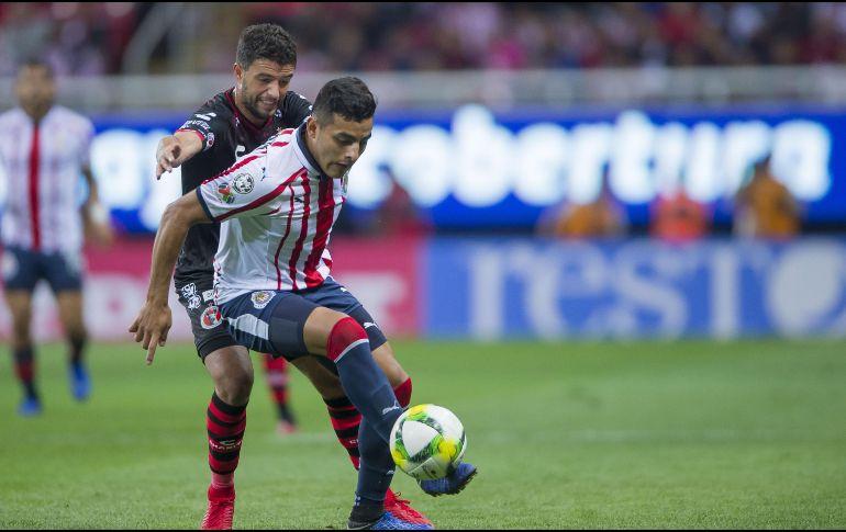 Chivas jugó como equipo chico — Cristante